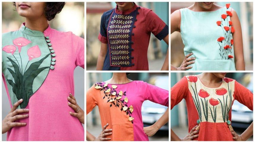 kurtis designs