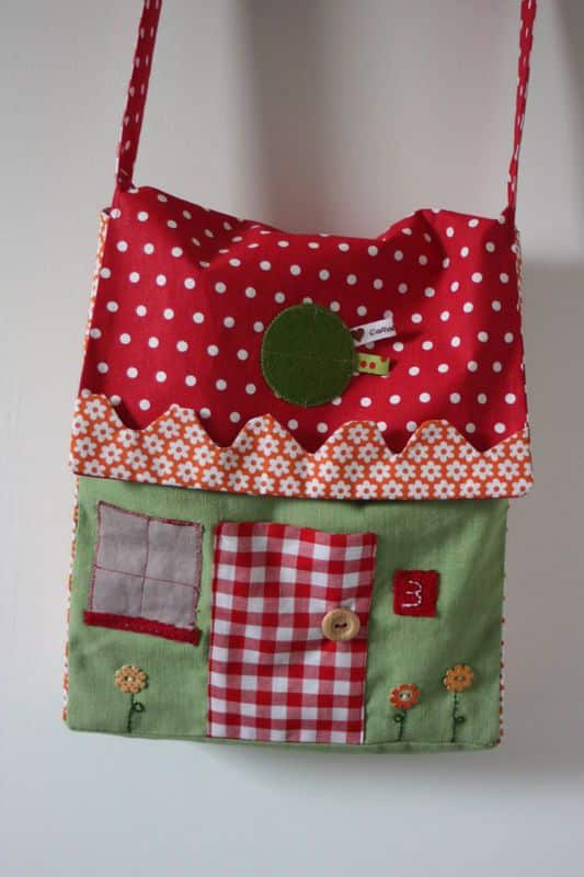 Different type of cloth bag patterns - Simple Craft Ideas