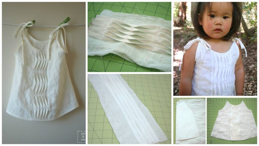 How to sew summer breezes top