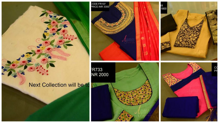 How to front design of kurtha