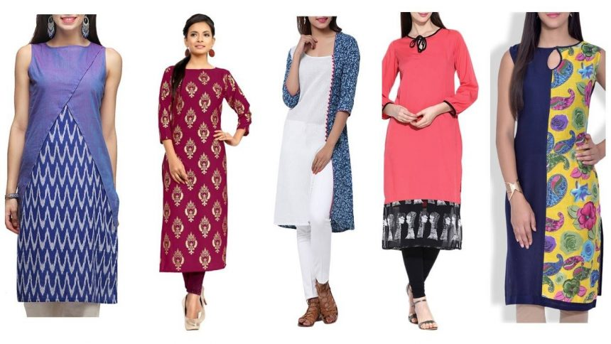 20 New kurti neck designs