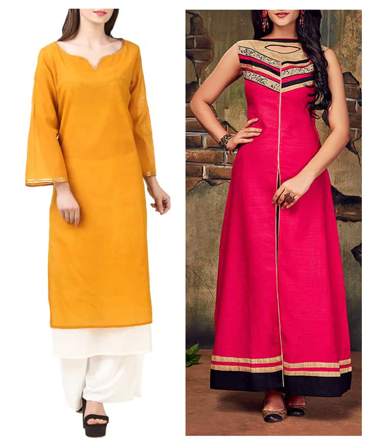20 New kurti neck designs | Simple Craft Ideas
