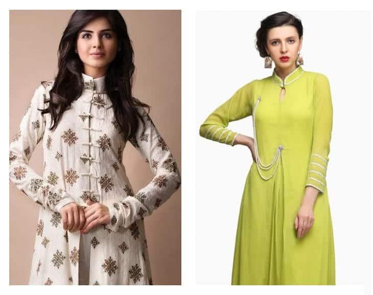 Designer Cotton Kurtis Online