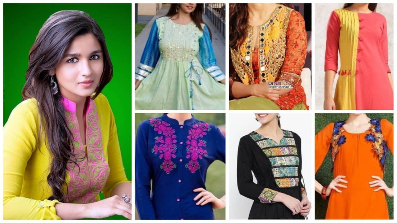 Favourite style kurtis designs