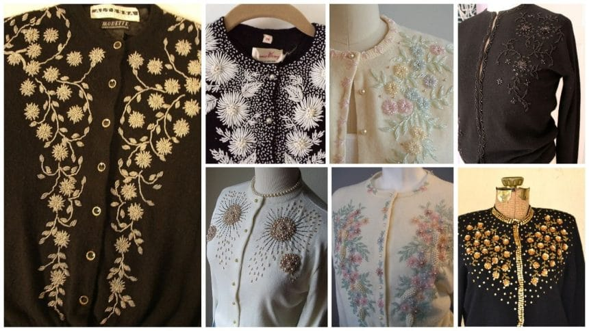 Different types of bead work top designs