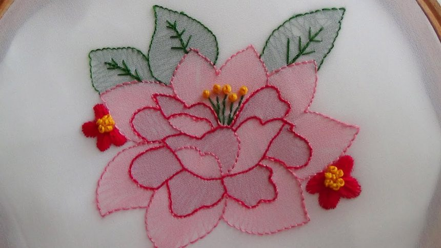 How To Do Shadow Work Embroidery Simple Craft Ideas