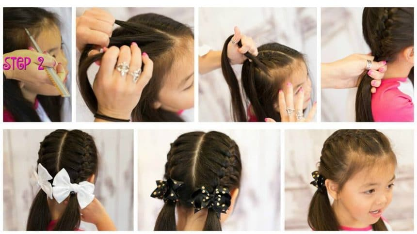 Back to school hair styles