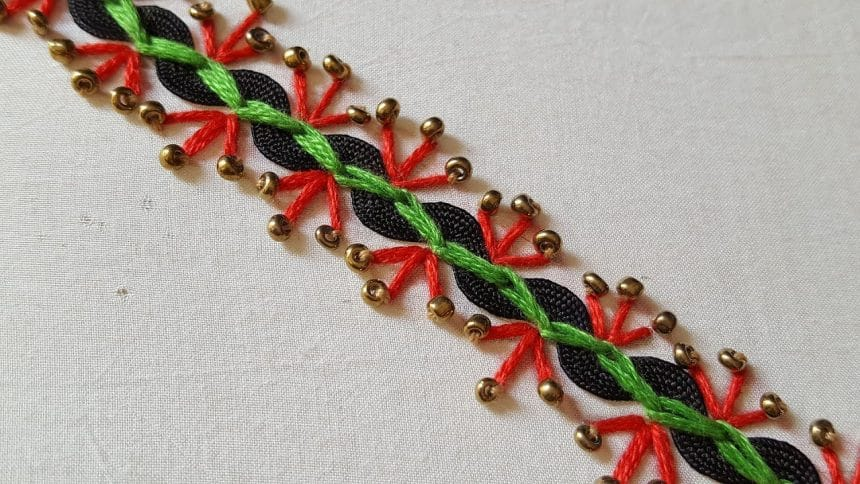 Ric Rac Basic Stitches For Beginners Simple Craft Ideas