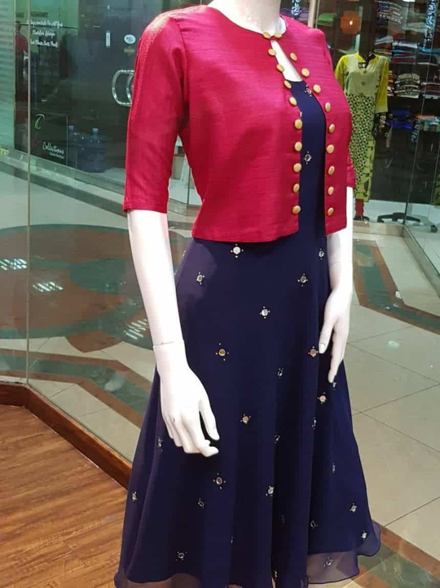 Blouse Embroidery Patterns