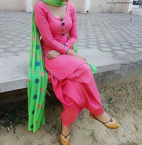 different types of punjabi suit designs  simple craft ideas