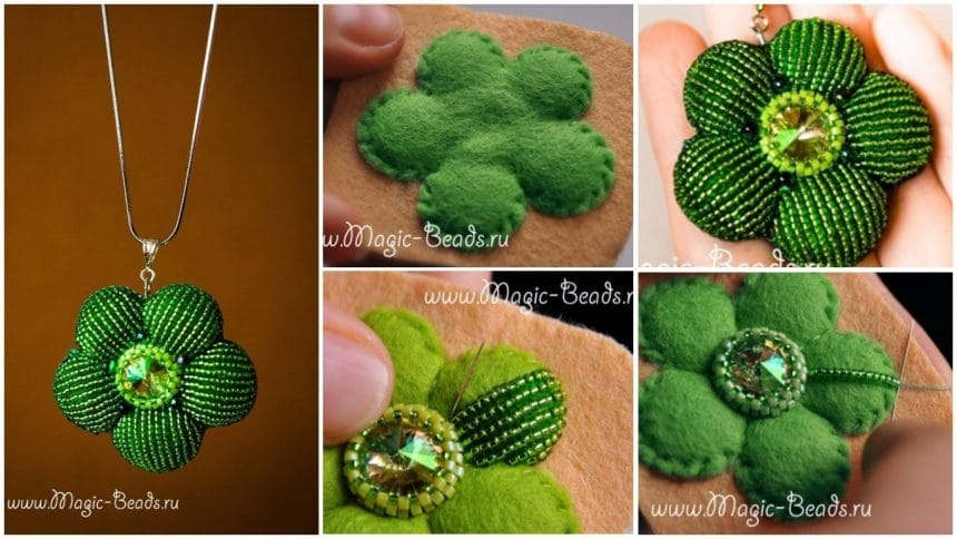 How to create a spectacular pendant