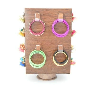 rotating jewellery storage