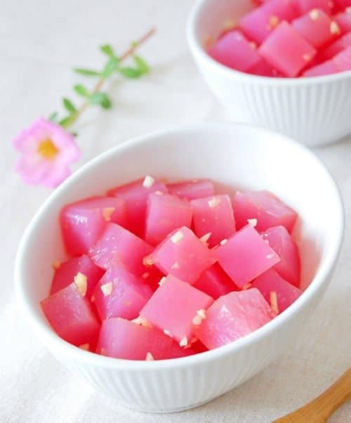 rose jelly without colour