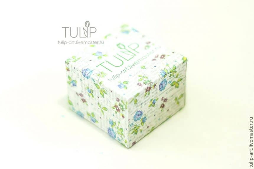 gift box for the ring