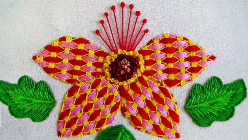 how to make embroidery designs