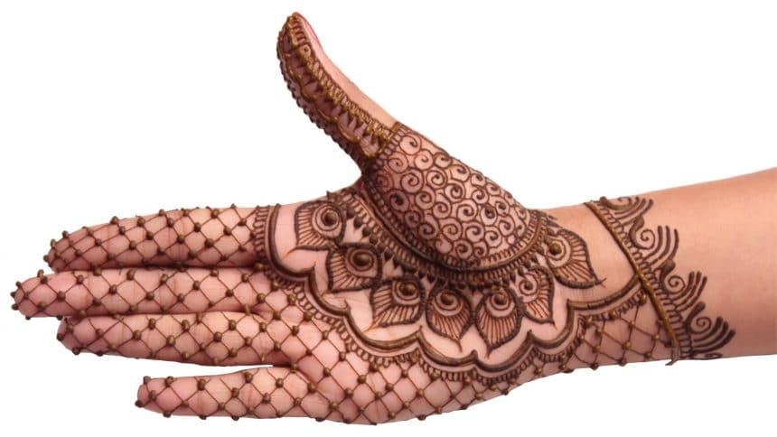 How To Simple Mehndi Design Simple Craft Ideas