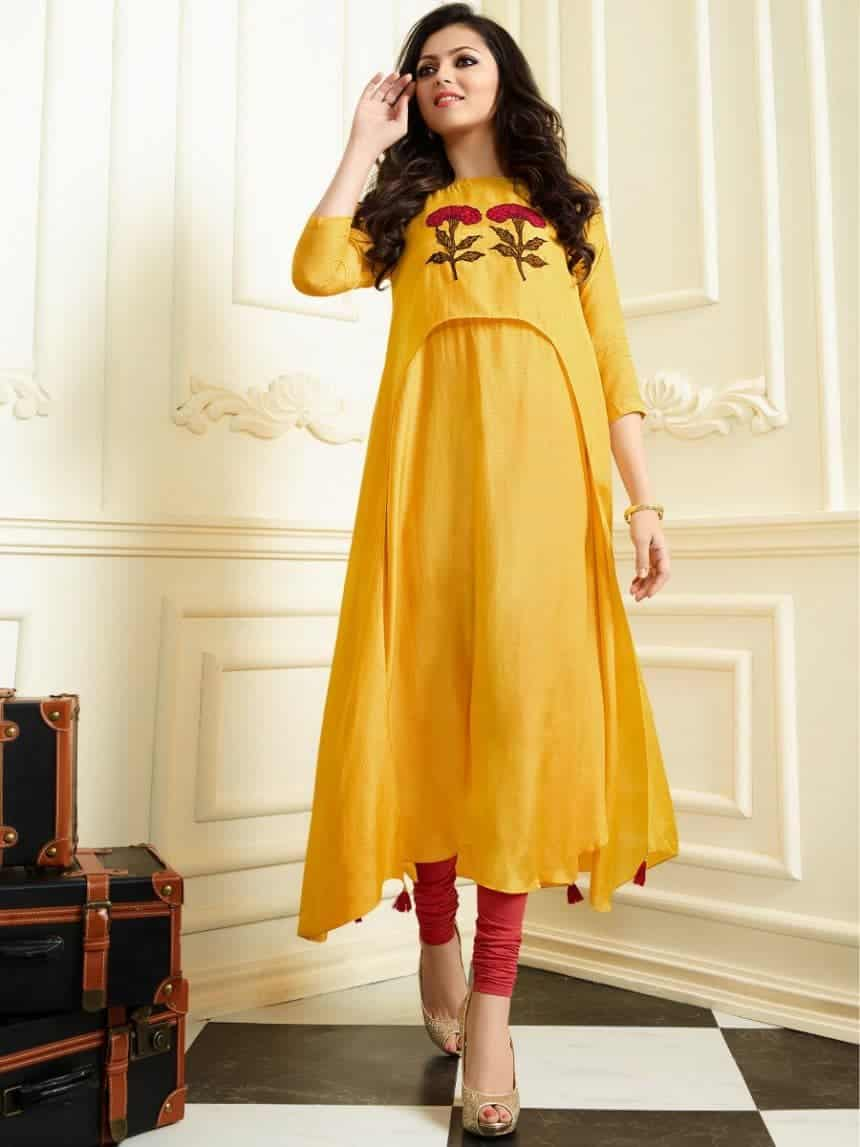 Different Types Of Kurtis Design Simple Craft Ideas