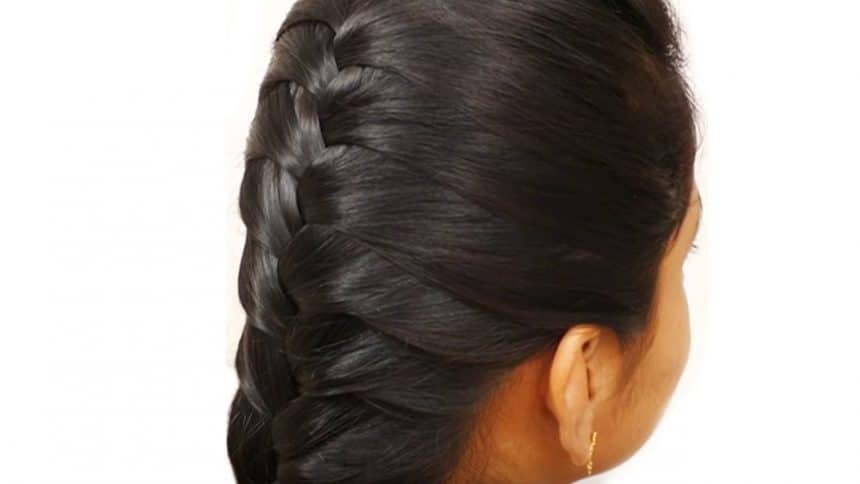 5 Best Hair Style For Ladies Simple Craft Ideas