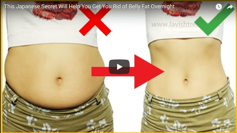 Japanese secret for weight loss