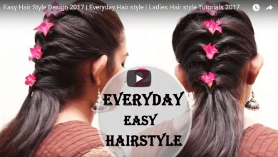 Ladies Hair style Tutorials