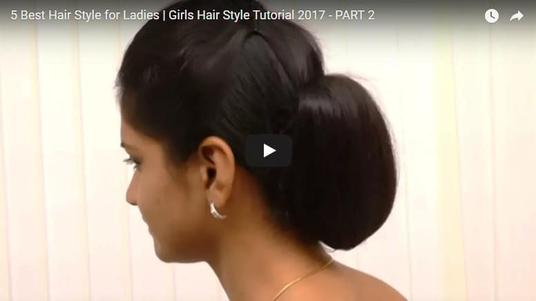 5 Best hair style for ladies