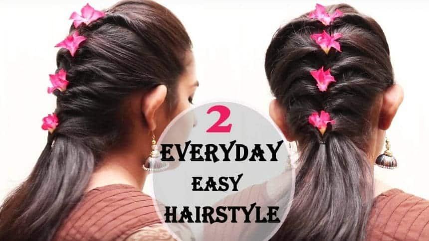 Easy Hair Style Design Simple Craft Ideas