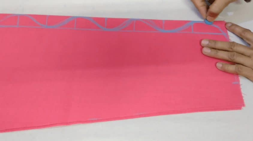 sleeves design cutting and stitching