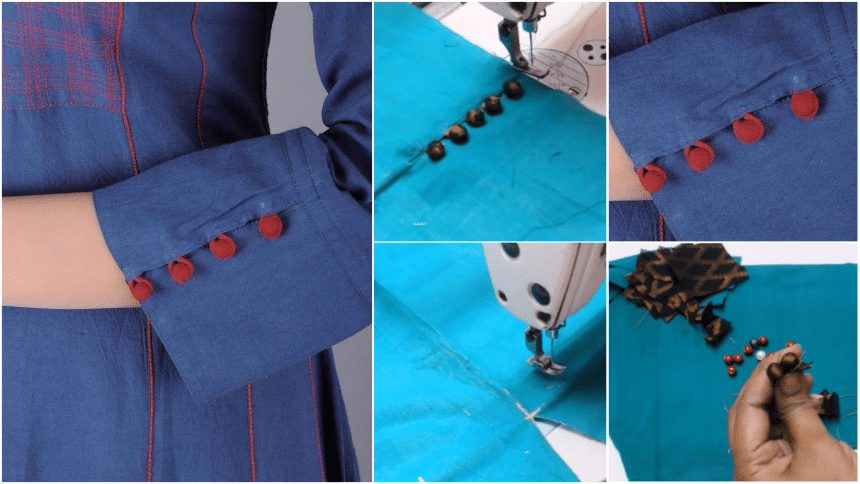 How to sew a latest sleeve