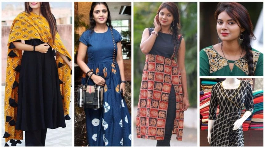 Latest kurti designs for girls