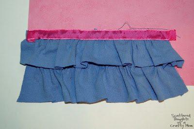 cloth bag at home