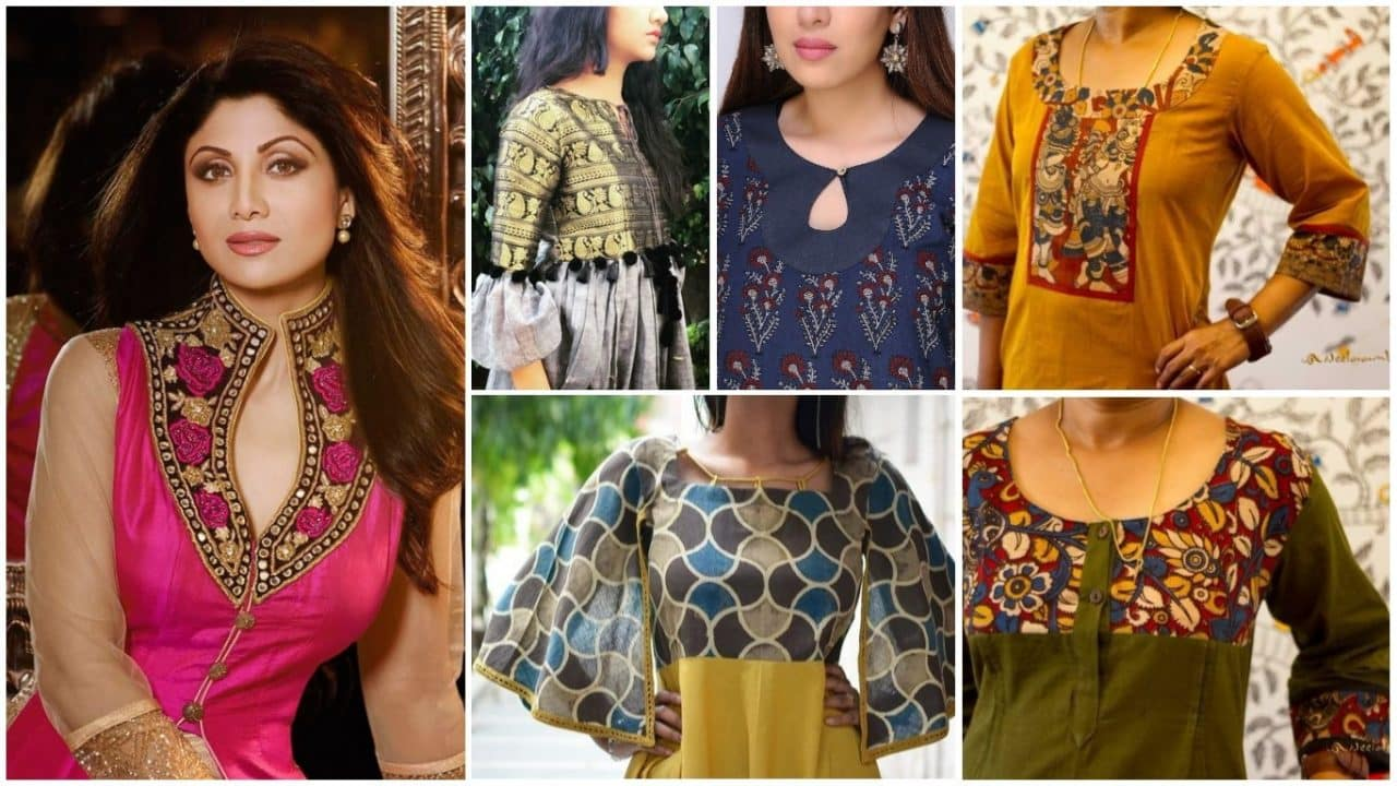 Kurtis neck designs for your stylish look