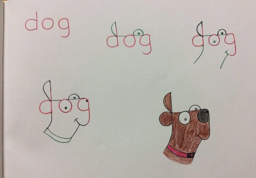 Kids friendly drawings - Simple Craft Ideas