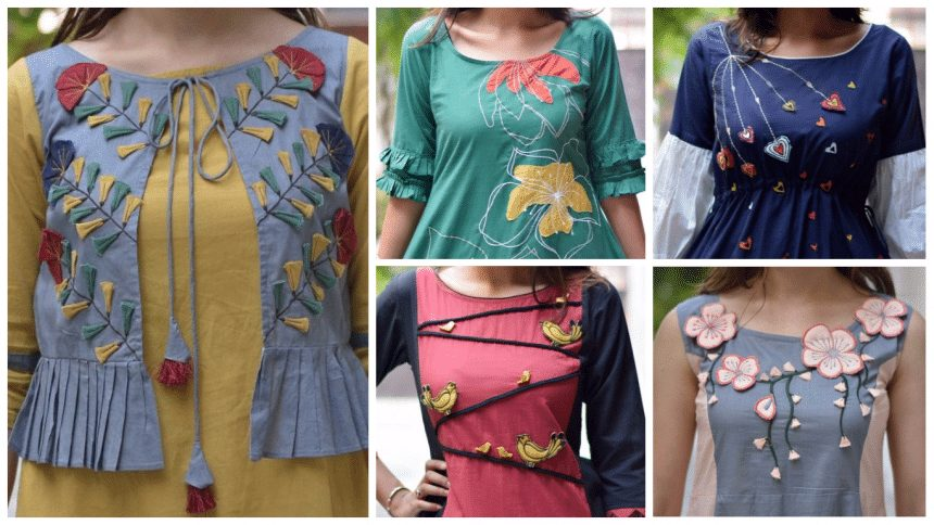 10 Types of kurtis you can wear without leggings