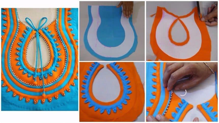 neck design for kurta