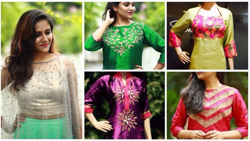 Cute kurtis for the college girl