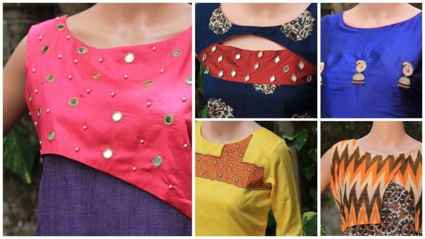 Kurti designs for ladies
