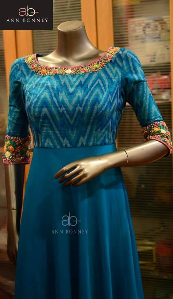 Kurtis Neck Designs For Your Stylish Look Simple Craft Ideas