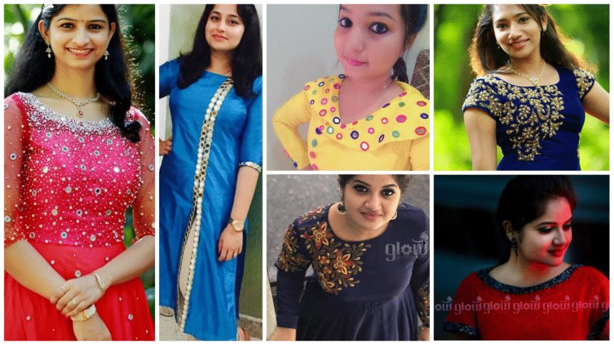Fancy kurti designs