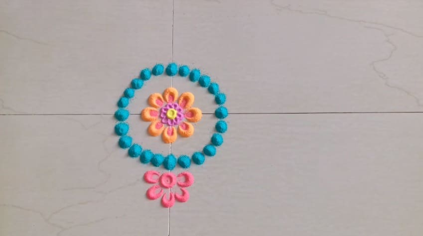 Simple And Easy Rangoli Designs Simple Craft Ideas