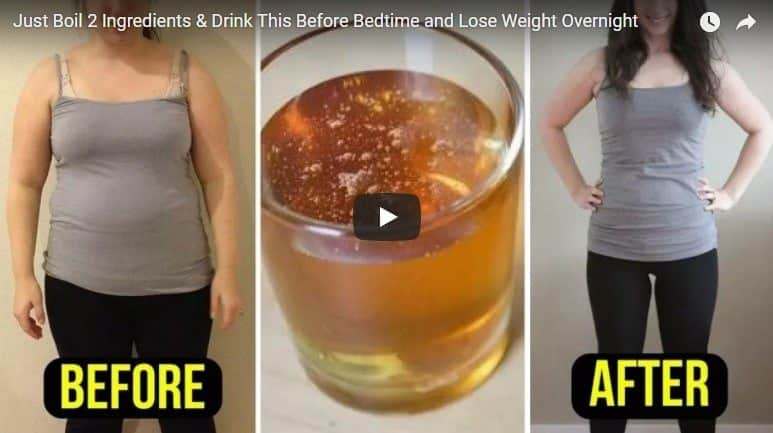 Drink Magical Water to Lose Weight