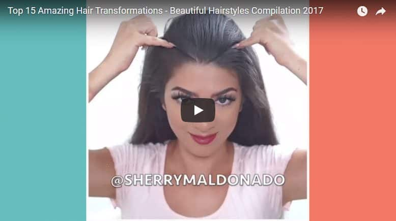 Top 15 amazing hair transformations
