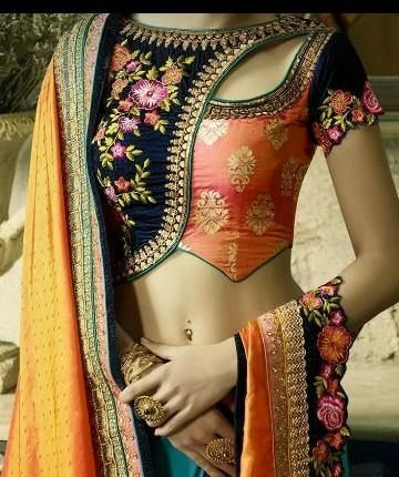 Latest Saree Blouse Back Designs 2019 Ideas 50 Saree Blouse Designs For Latest Blouse Trend Forecast Blouses Discover The Latest Best Selling Shop Women S Shirts High Quality Blouses
