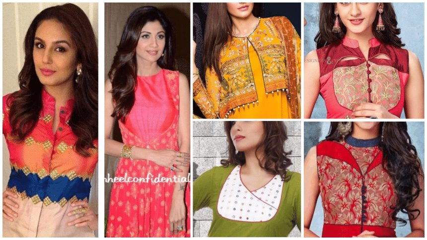 Beautiful ladies kurtis latest designs
