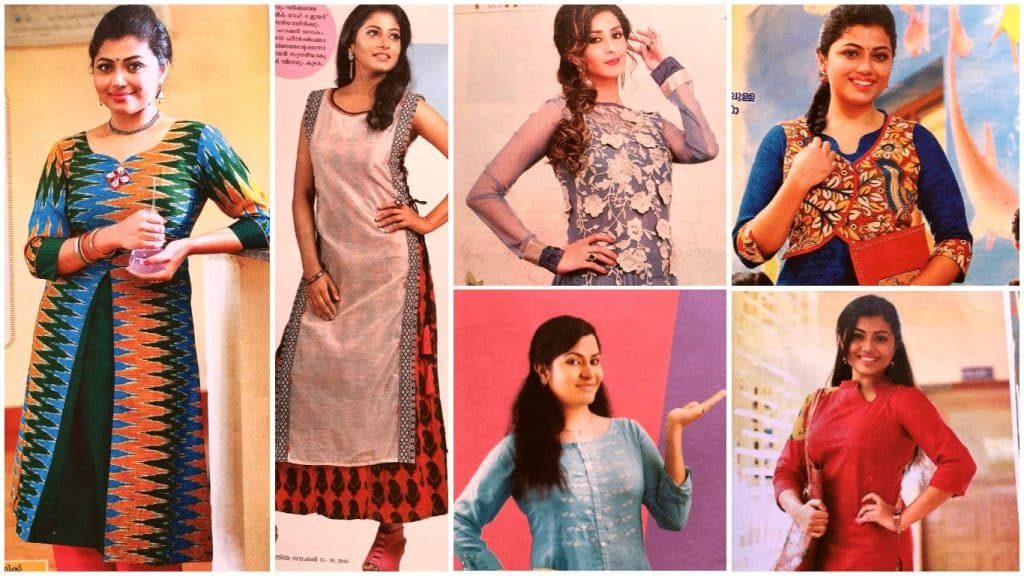 Types of kurtis we all love to wear