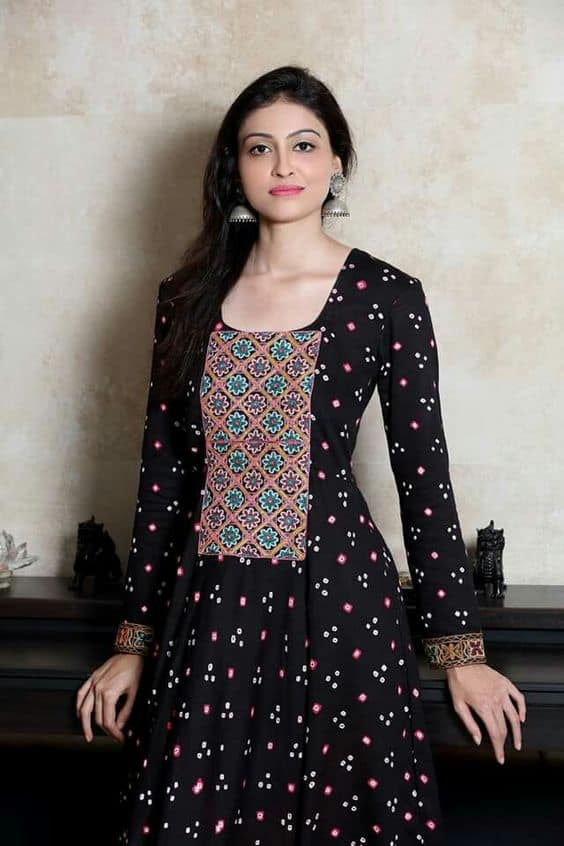 The Crazy Kurtis For The Modern Indian Women Simple