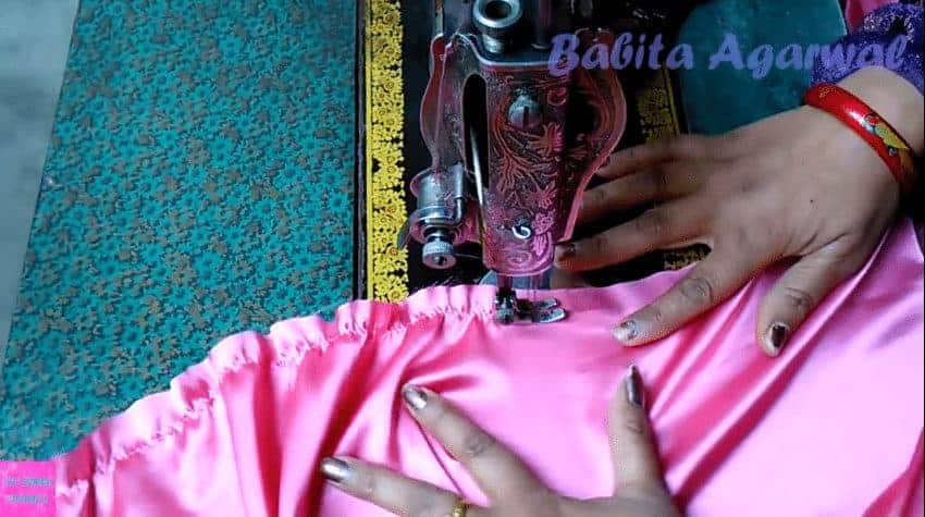14d554ef8e In this video i will teach you how to make a nighty at home. Watch this easy  step by step video tutorial to do it yourself DIY