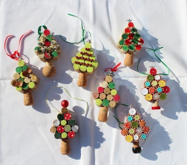 get inspired with christmas ornaments with pet bottle christmas tree with recycled material and other cute little things enjoy everything - Recycled Christmas Decor