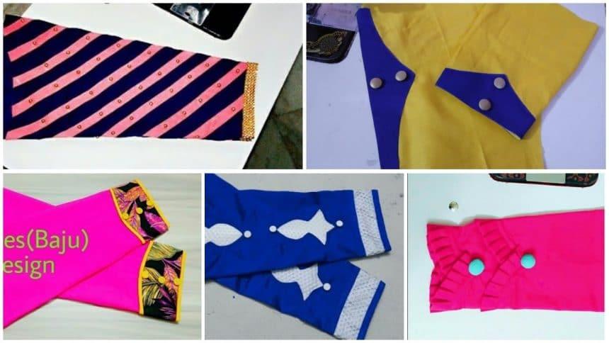 Very beautiful sleeve design very simple method