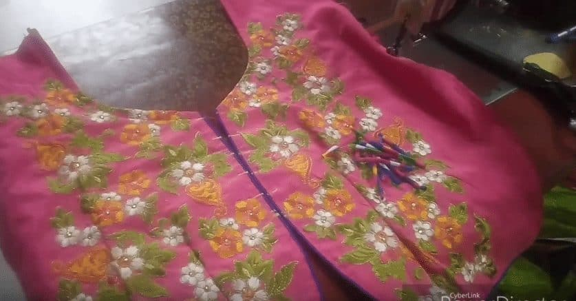 How to make jacket for suit and kurti