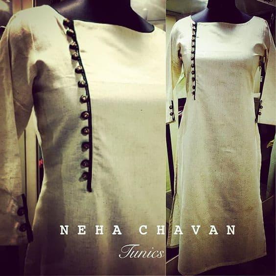 Stylish Kurta Neck Designs For Women Simple Craft Ideas